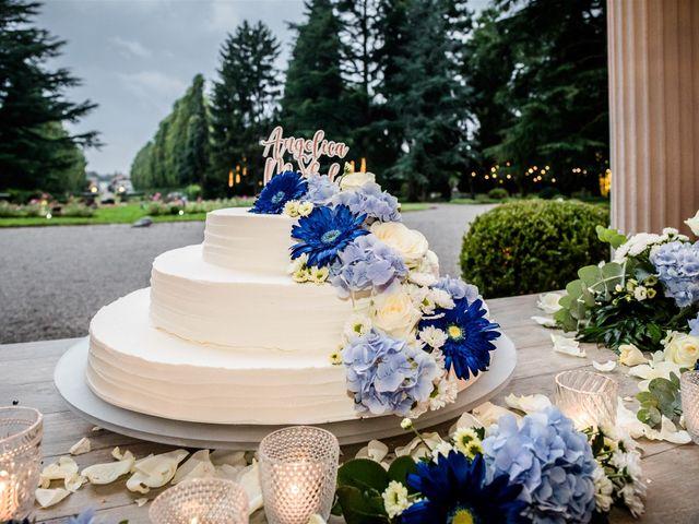 Il matrimonio di Michele e Angelica a Bergamo, Bergamo 73