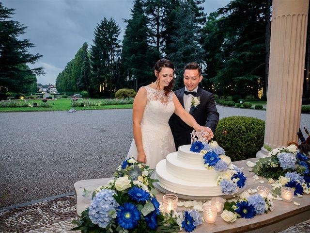 Il matrimonio di Michele e Angelica a Bergamo, Bergamo 74