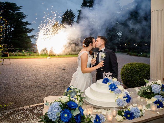 Il matrimonio di Michele e Angelica a Bergamo, Bergamo 76