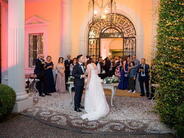 Il matrimonio di Michele e Angelica a Bergamo, Bergamo 78
