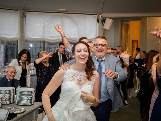Il matrimonio di Michele e Angelica a Bergamo, Bergamo 87