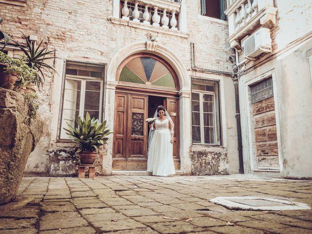 Il matrimonio di Matteo e Metella a Venezia, Venezia 12