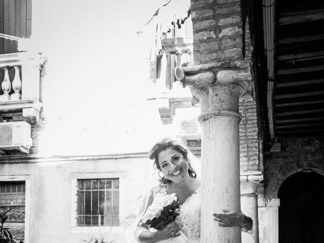 Il matrimonio di Matteo e Metella a Venezia, Venezia 13