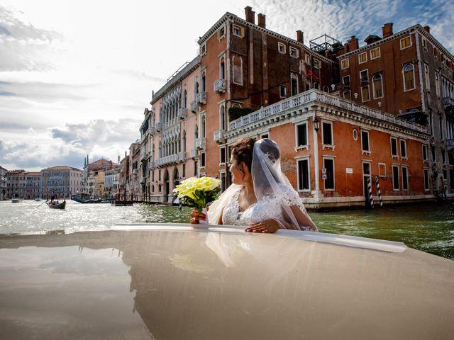 Il matrimonio di Matteo e Metella a Venezia, Venezia 18