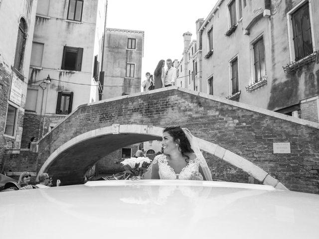 Il matrimonio di Matteo e Metella a Venezia, Venezia 21