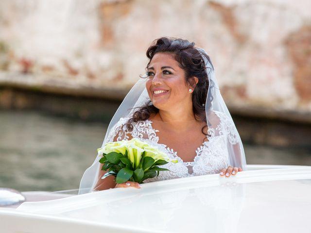 Il matrimonio di Matteo e Metella a Venezia, Venezia 30