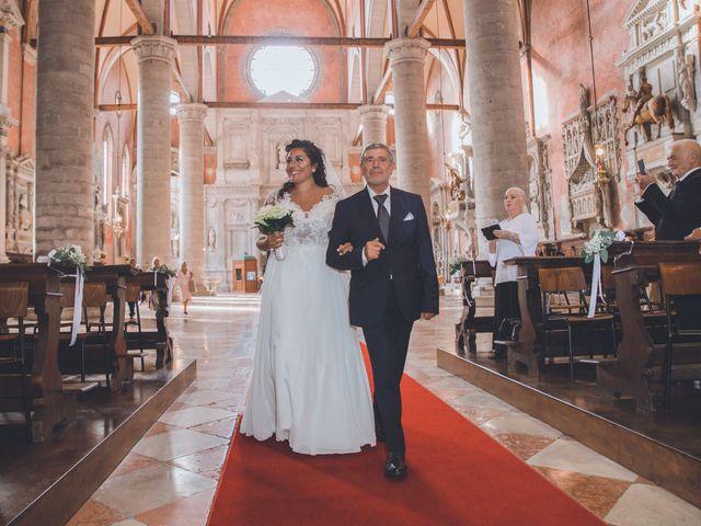 Il matrimonio di Matteo e Metella a Venezia, Venezia 34