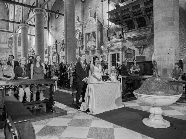 Il matrimonio di Matteo e Metella a Venezia, Venezia 39