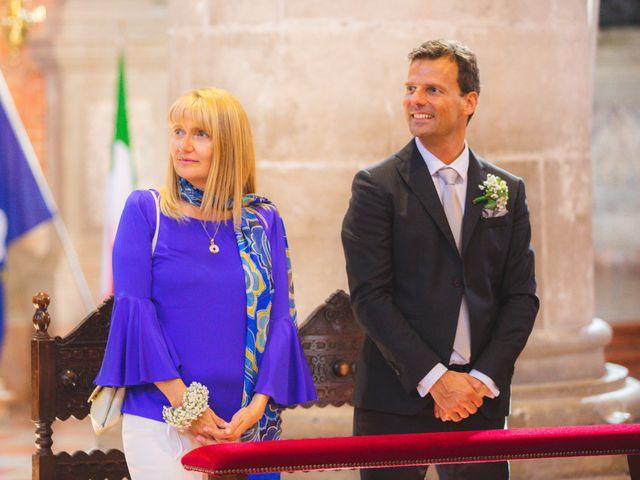 Il matrimonio di Matteo e Metella a Venezia, Venezia 52