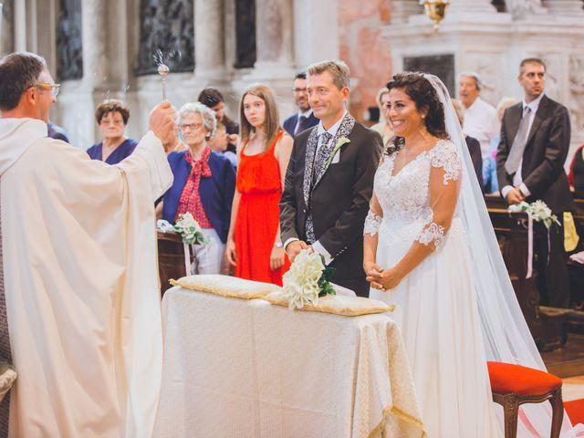 Il matrimonio di Matteo e Metella a Venezia, Venezia 53