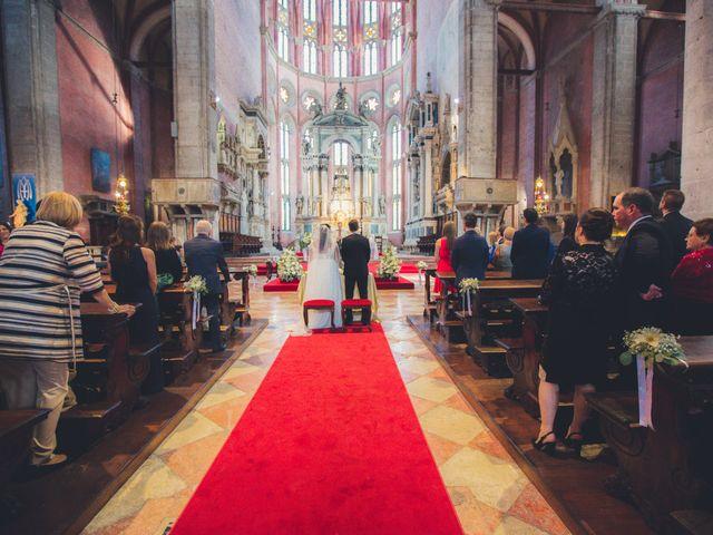 Il matrimonio di Matteo e Metella a Venezia, Venezia 57