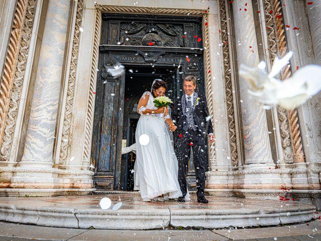 Il matrimonio di Matteo e Metella a Venezia, Venezia 59
