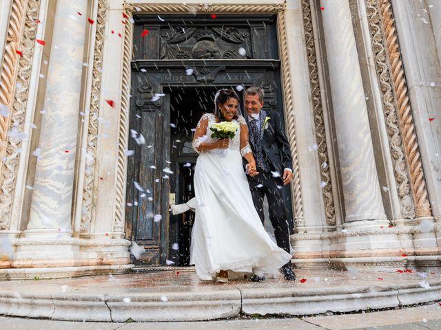 Il matrimonio di Matteo e Metella a Venezia, Venezia 60