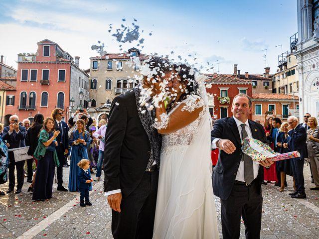 Il matrimonio di Matteo e Metella a Venezia, Venezia 63