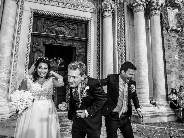 Il matrimonio di Matteo e Metella a Venezia, Venezia 65