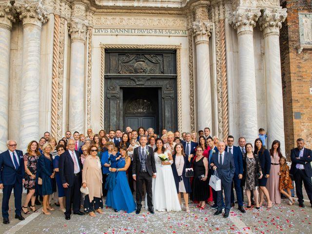 Il matrimonio di Matteo e Metella a Venezia, Venezia 66