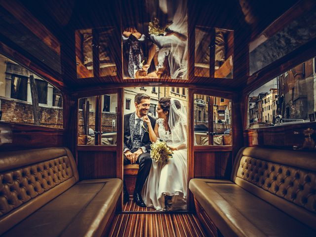 Il matrimonio di Matteo e Metella a Venezia, Venezia 73