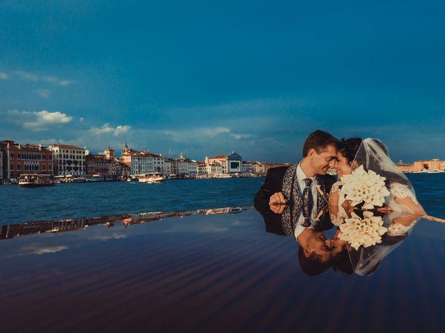Il matrimonio di Matteo e Metella a Venezia, Venezia 75