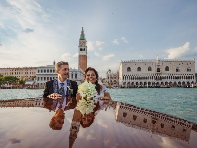Il matrimonio di Matteo e Metella a Venezia, Venezia 77