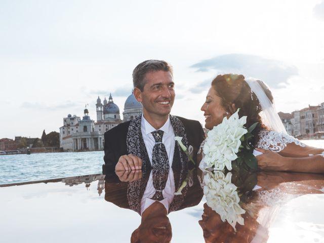 Il matrimonio di Matteo e Metella a Venezia, Venezia 80