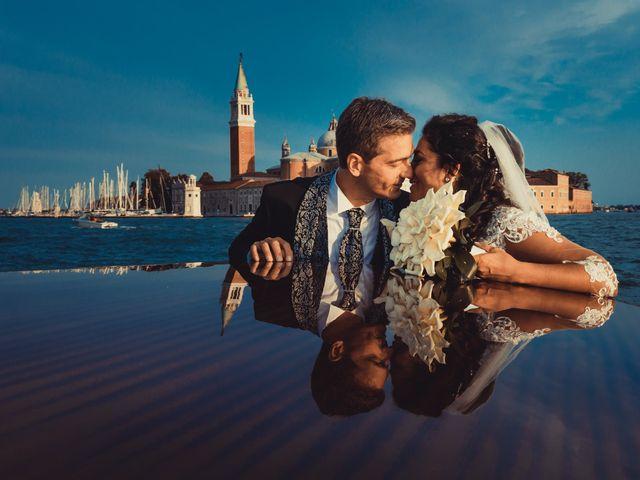 Il matrimonio di Matteo e Metella a Venezia, Venezia 81