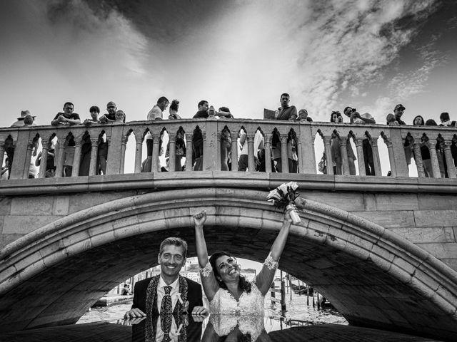 Il matrimonio di Matteo e Metella a Venezia, Venezia 1