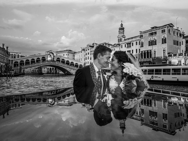 Il matrimonio di Matteo e Metella a Venezia, Venezia 85