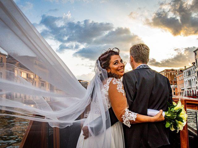 Il matrimonio di Matteo e Metella a Venezia, Venezia 87