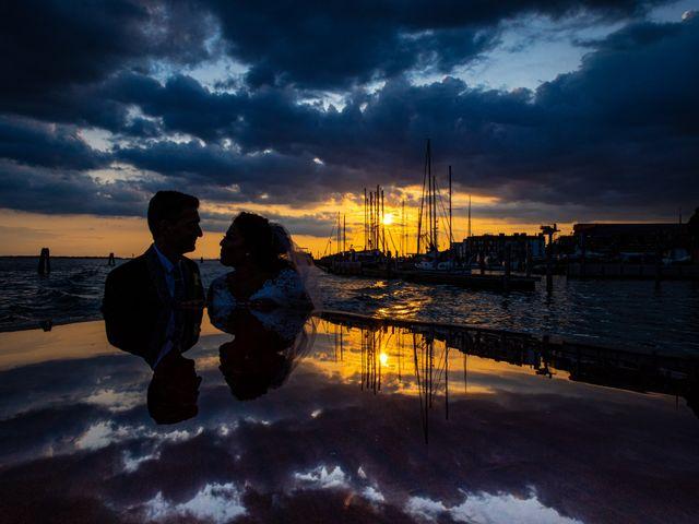Il matrimonio di Matteo e Metella a Venezia, Venezia 88