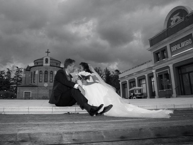 Il matrimonio di Matteo e Metella a Venezia, Venezia 90