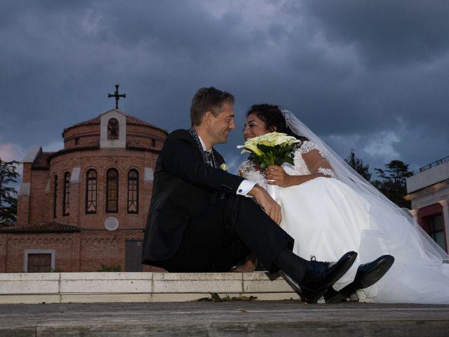 Il matrimonio di Matteo e Metella a Venezia, Venezia 91