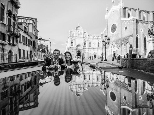 Il matrimonio di Matteo e Metella a Venezia, Venezia 92