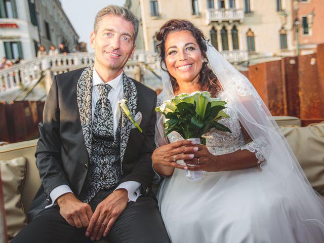 Il matrimonio di Matteo e Metella a Venezia, Venezia 93