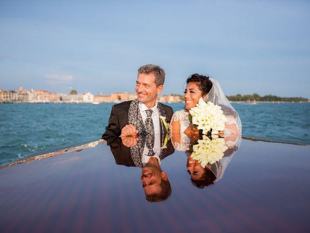 Il matrimonio di Matteo e Metella a Venezia, Venezia 94