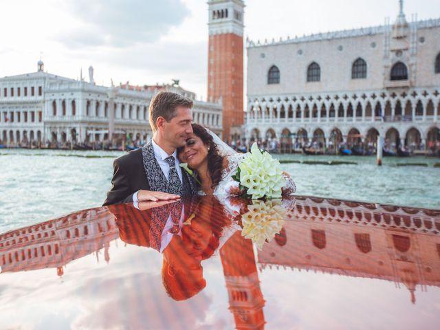 Il matrimonio di Matteo e Metella a Venezia, Venezia 96