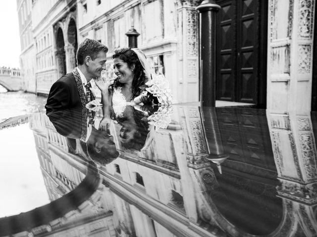 Il matrimonio di Matteo e Metella a Venezia, Venezia 98