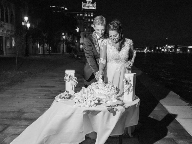 Il matrimonio di Matteo e Metella a Venezia, Venezia 115