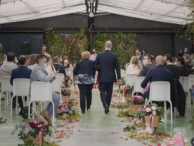 Il matrimonio di Diego e Alice a Bariano, Bergamo 9