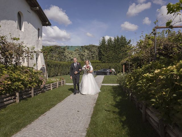 Il matrimonio di Diego e Alice a Bariano, Bergamo 10