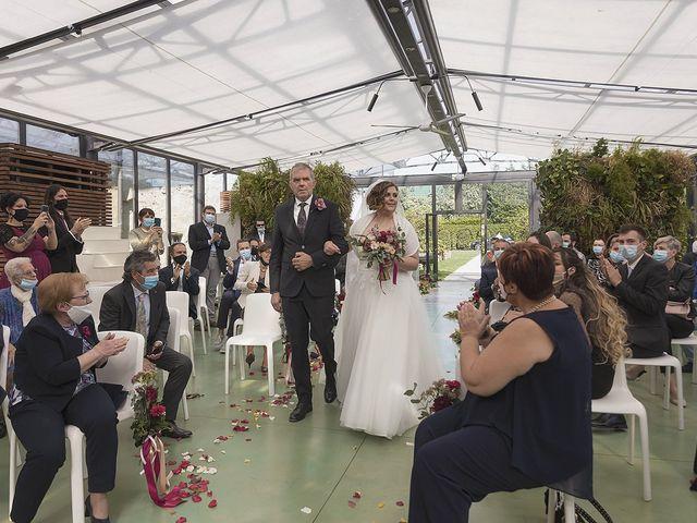 Il matrimonio di Diego e Alice a Bariano, Bergamo 11