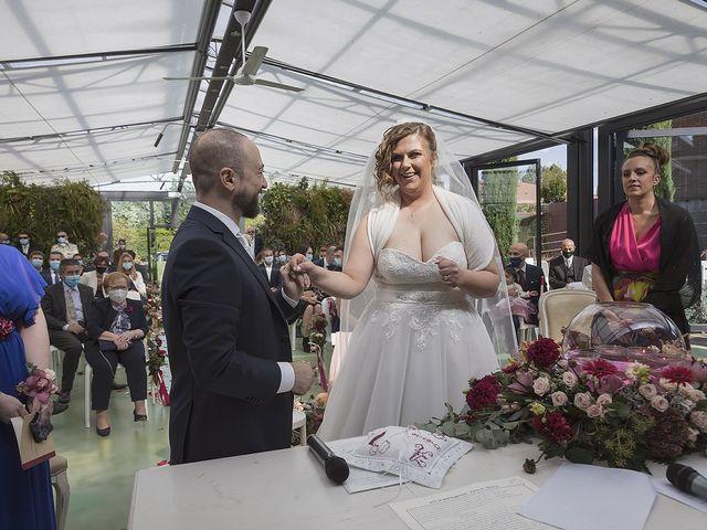 Il matrimonio di Diego e Alice a Bariano, Bergamo 14