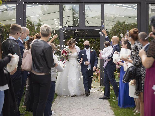 Il matrimonio di Diego e Alice a Bariano, Bergamo 16