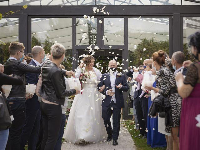 Il matrimonio di Diego e Alice a Bariano, Bergamo 17