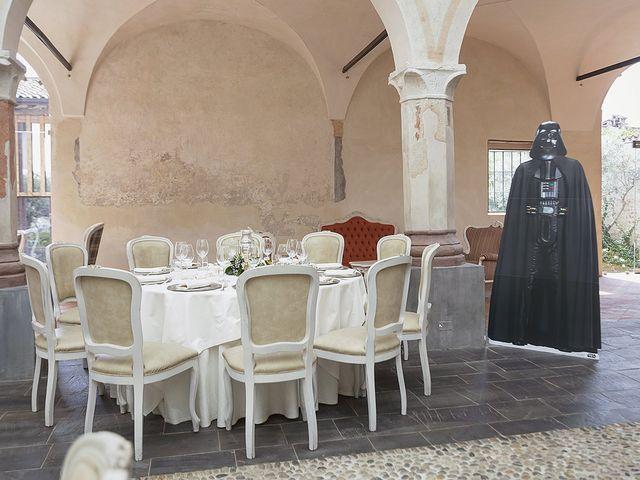 Il matrimonio di Diego e Alice a Bariano, Bergamo 22