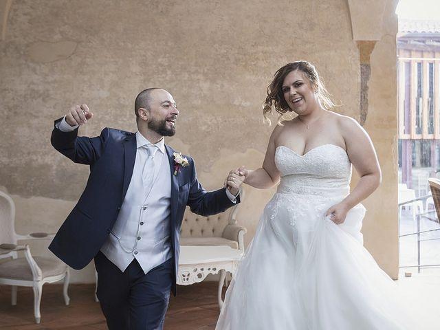 Il matrimonio di Diego e Alice a Bariano, Bergamo 25