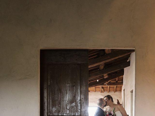 Il matrimonio di Diego e Alice a Bariano, Bergamo 33