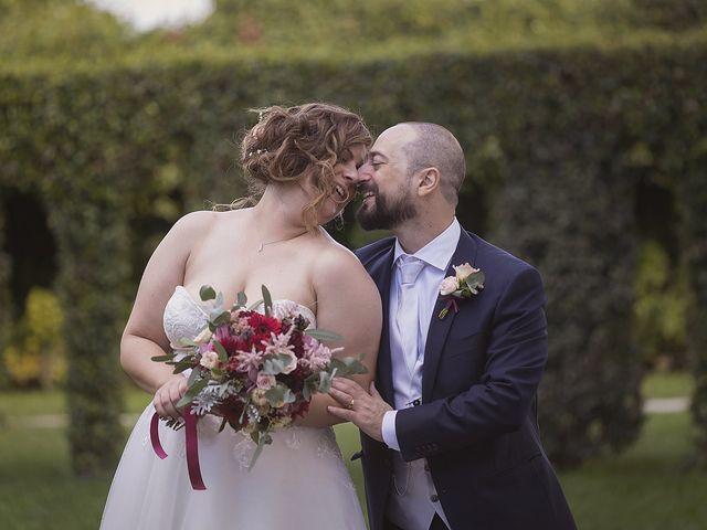 Il matrimonio di Diego e Alice a Bariano, Bergamo 35