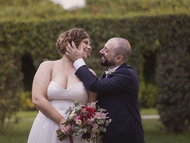Il matrimonio di Diego e Alice a Bariano, Bergamo 36
