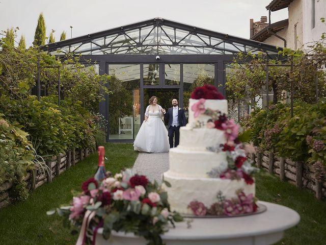 Il matrimonio di Diego e Alice a Bariano, Bergamo 42