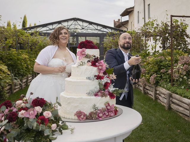 Il matrimonio di Diego e Alice a Bariano, Bergamo 44